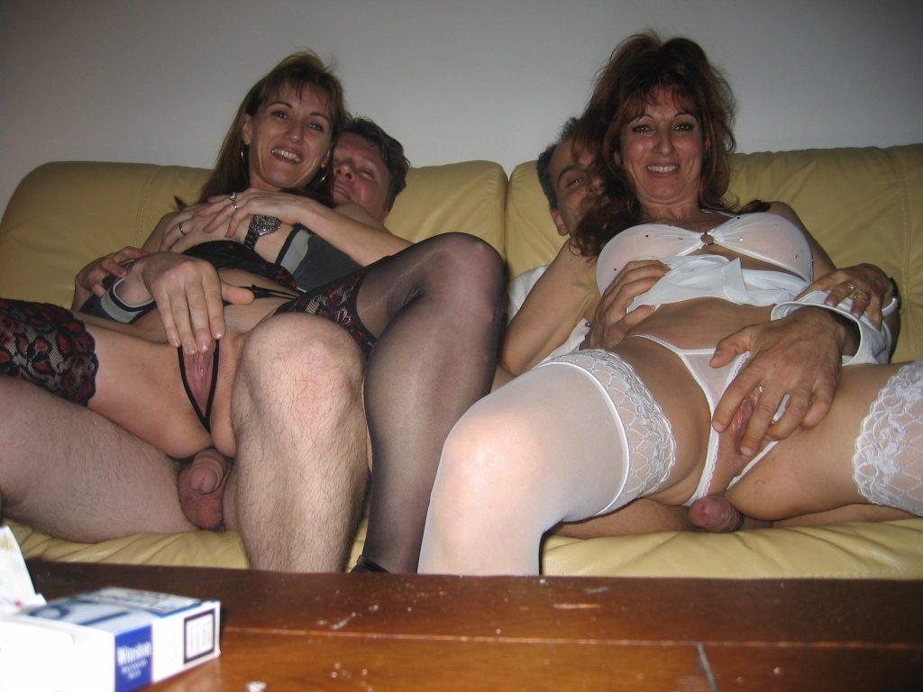 svingerski seks